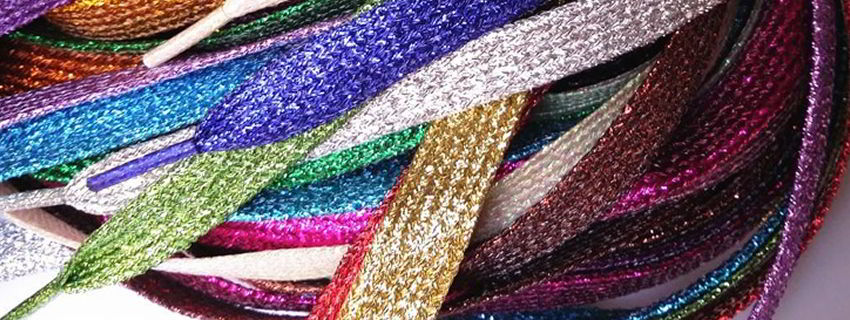 Glitter Shoelaces