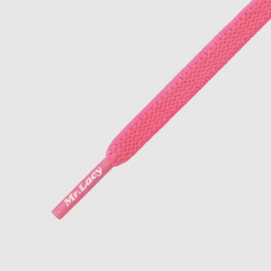 Mr Lacy 110 cm neon pink, Flexies