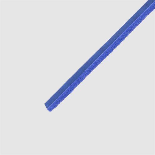 Mr Lacy 90 cm Royal Blue Cowies - Leather / Leder Schnürsenkel