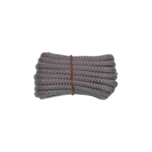 Schuhband klassisch, 75 cm, schlamm, extra dick