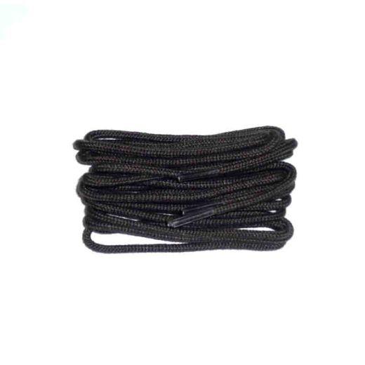 Schuhband klassisch, 90 cm, braun, dünn