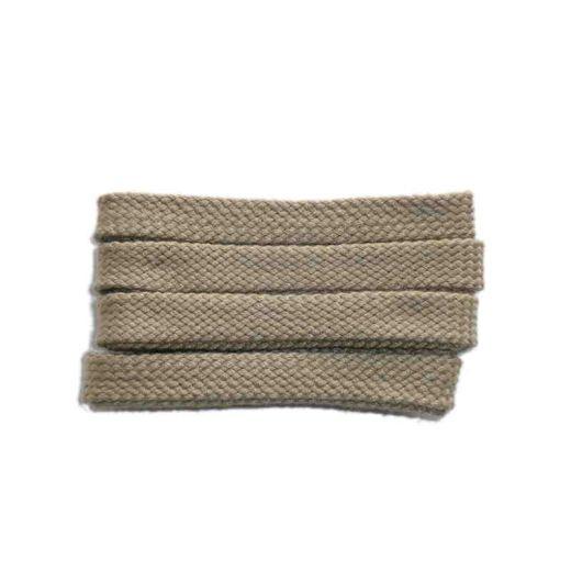 Schuhband sport, 65 cm, hellbeige, flach
