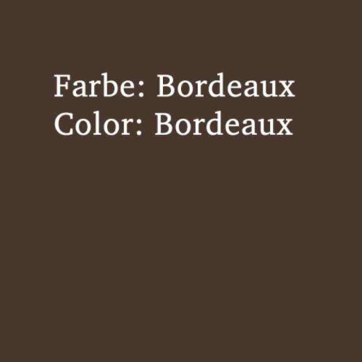 Schuhcreme mit Bienen und Carnaubawachs - Bordeaux