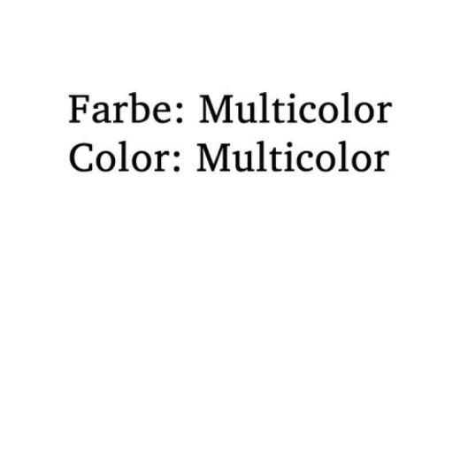 Schuhcreme mit Bienen und Carnaubawachs - Multicolor