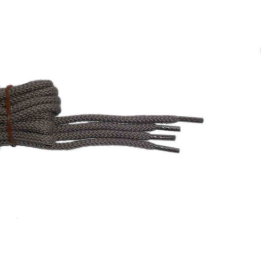 Schnürsenkel/Schuhband klassisch, 100 cm, schlamm, extra dick