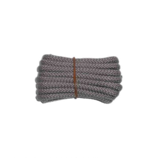 Schuhband klassisch, 120 cm, schlamm, extra dick