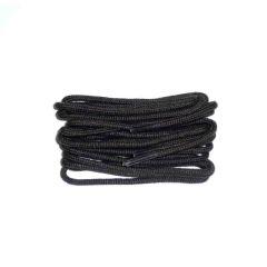Schuhband klassisch, 120 cm, braun, dünn