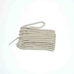 Shoelace classic, 120 cm, light beige, slim