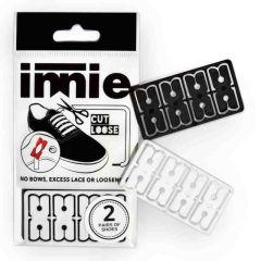 innie black / white