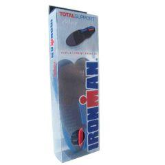 Ironman Total Support MAX Premium Insoles / Einlegesohlen EU 44-46
